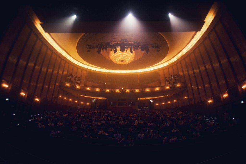 Holly Herndon PROTO CTM Festival Volksbühne Berlin